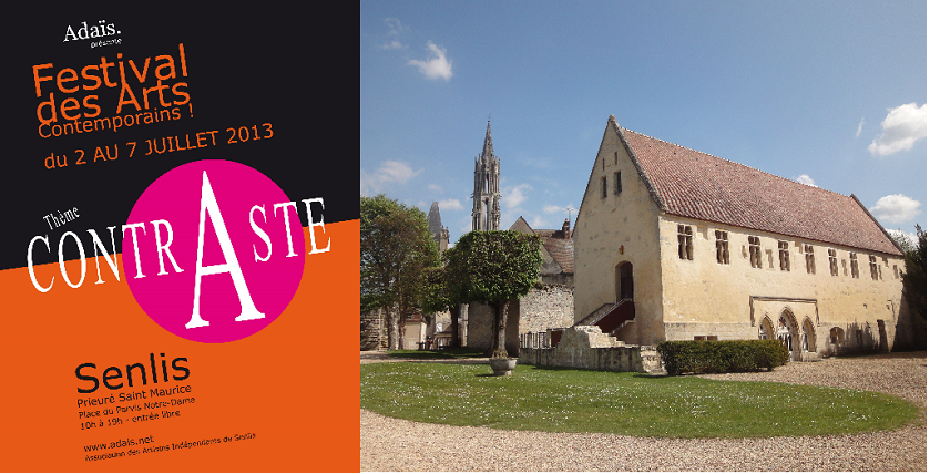 Festival des Arts Contemporains – Senlis