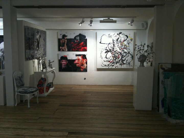 Gallerie Barbara de Palma – Saint Tropez