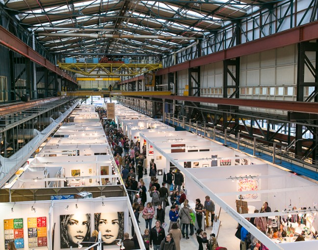 Affordable Art Fair – Amsterdam